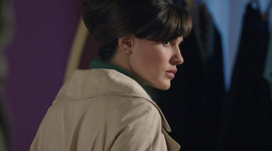Giulia Vecchio (Anna Imbriani) in una scena della puntata 19 de
