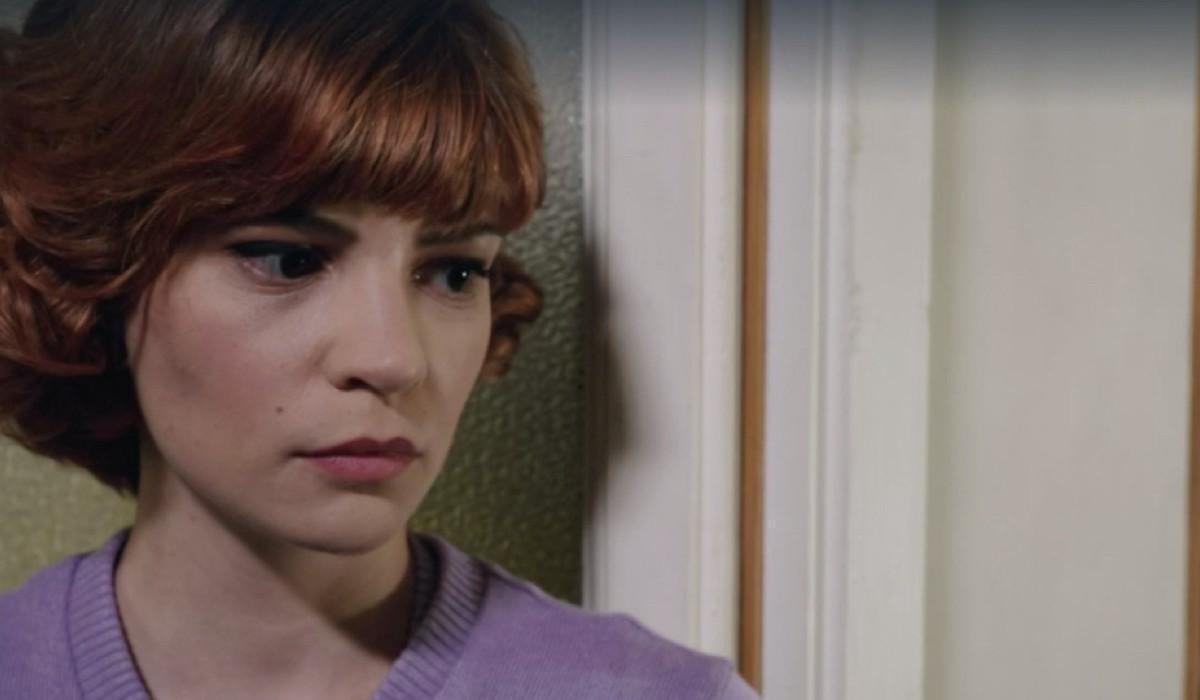 Gaia Bavaro (Gemma Zanatta) in una scena della puntata 23 de
