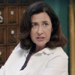 Antonella Attili (Agnese Amato) in una scena della puntata 27 de