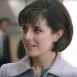 Giulia Chiaramonte (Sofia Galbiati) in una scena della puntata 27 de