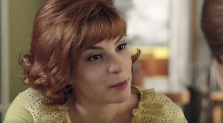 Gaia Bavaro (Gemma Zanatta) in una scena della puntata 28 de