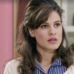 Giulia Vecchio (Anna Imbriani) in una scena della puntata 30 de