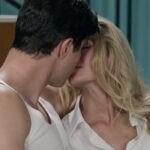 Pietro Masotti (Marcello Barbieri) e Ludovica Brancia di Montalto (Giulia Arena) in una scena della puntata 31 de