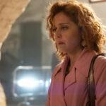 Vanessa Scalera (Imma Tataranni) in una scena della seconda stagione di