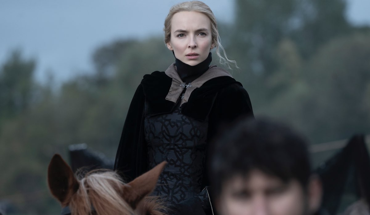 Jodie Comer In The Last Duel Credits: The Walt Disney Company