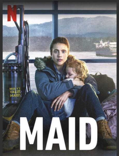 Locandina Maid Credits Netflix