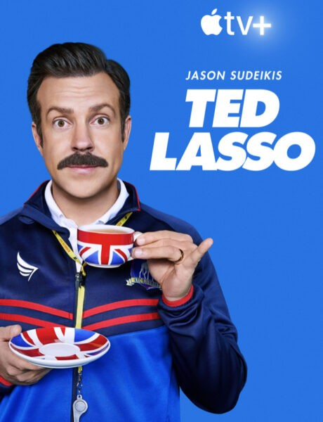 Locandina Officiale Ted Lasso Credits Apple Tv +