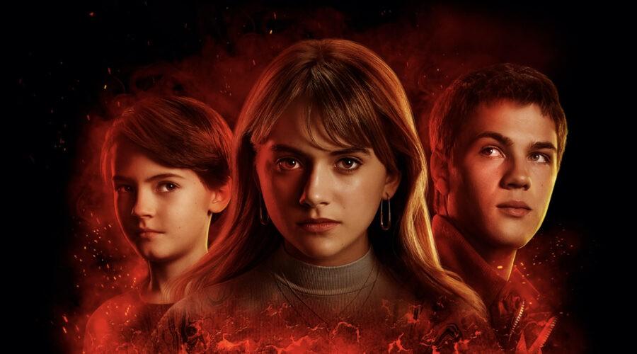 """Il poster della seconda stagione di """"Locke and Key"""". Credits: Netflix."""