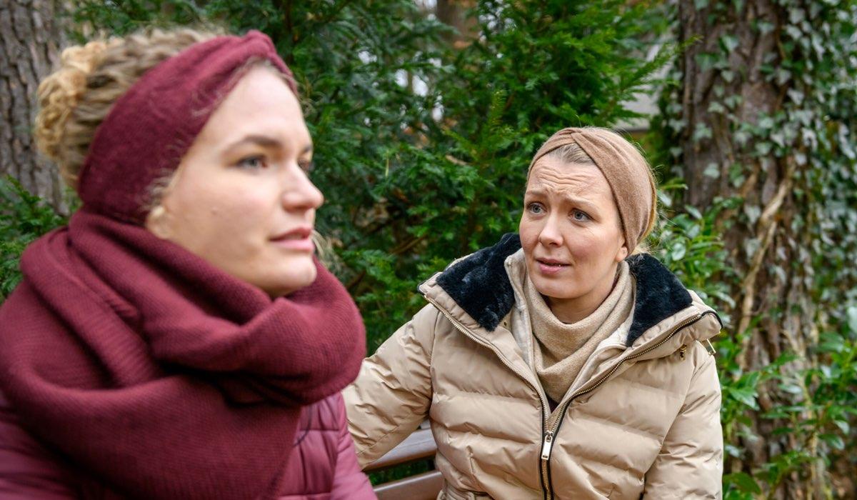 Maja e sua madre Selina In Tempesta D'Amore Credits: Mediaset