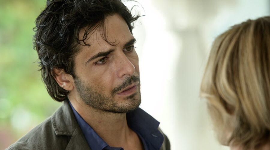 Marco Bocci (Diego) e Violante Placido (Elena) In Fino All Ultimo Battito Credits: Federica Di Benedetto/Mediaset