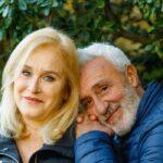 Marina Giulia Cavalli e Patrizio Rispo In Un Posto Al Sole. Credits: Rai