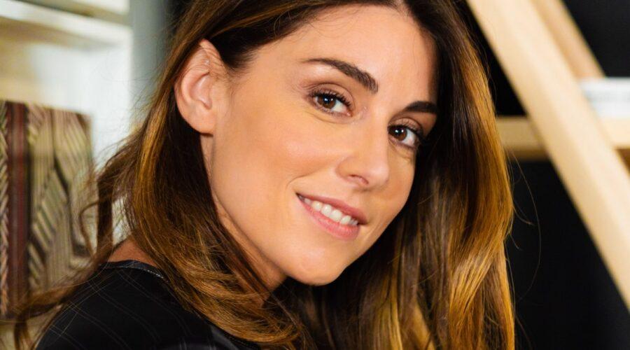 Miriam Candurro In Un Posato Per Un Posto Al Sole Credits: Rai