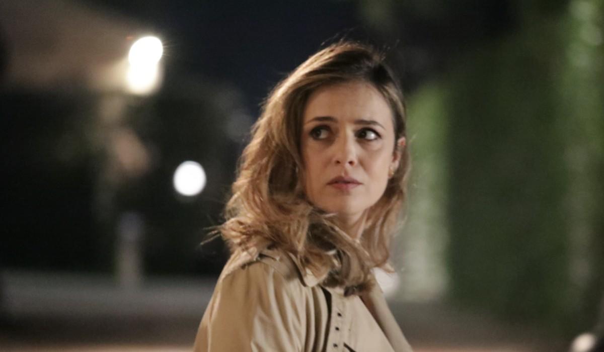 Valeria Bilello (Beatrice Ramati) in una scena di