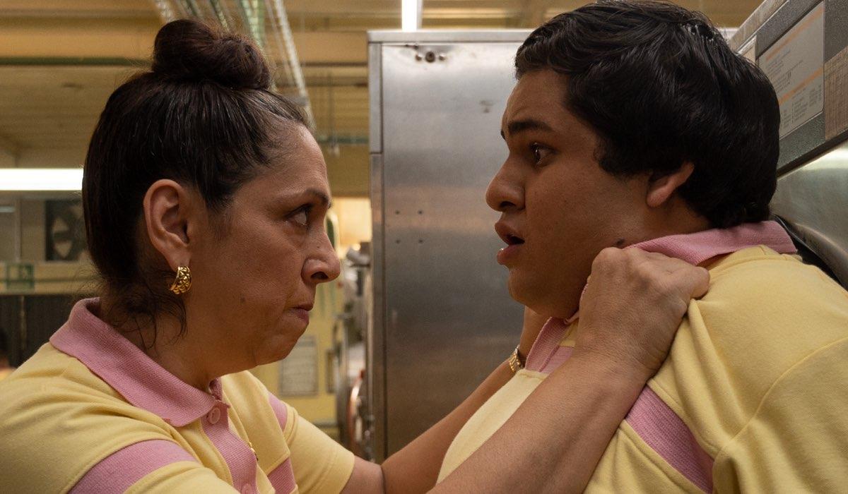 Regina Orozco e Fernando Carsa In Acapulco Serie Tv Credits:Apple Tv Plus