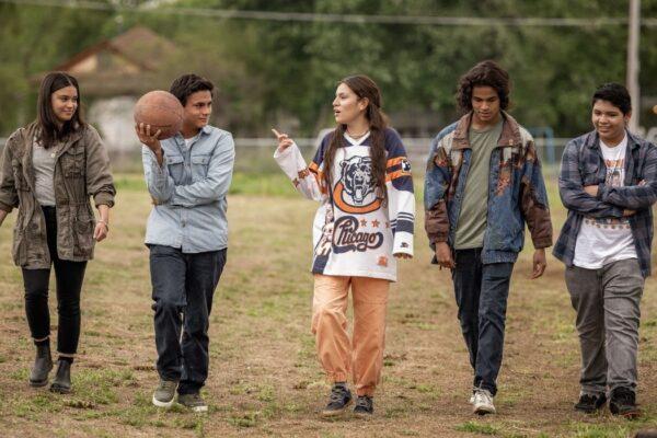 Resevation Dogs: la serie tv che racconta di adolescenti nativi americani. Credits: Disney+