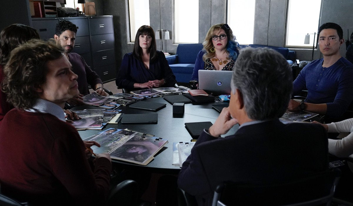 Una scena di Criminal Minds 15 stagione. Credits: Disney+/Star