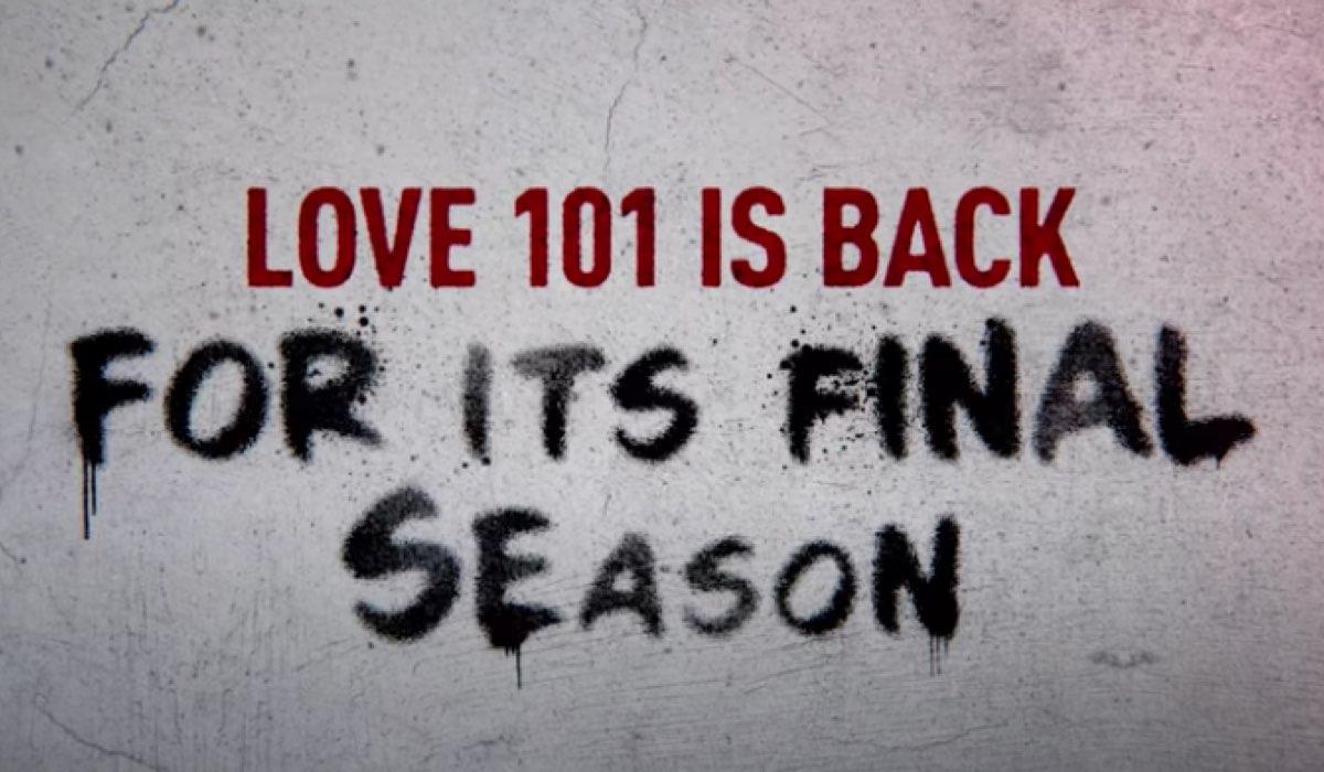 Screenshot Dal Trailer Ufficiale Di Love 101 Credits: Netflix