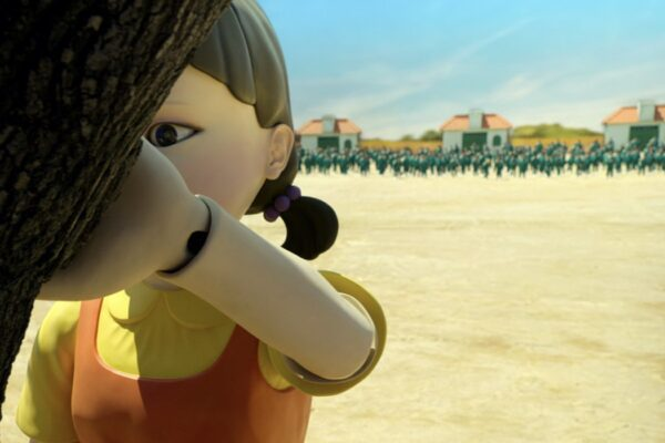Squid Game Statua 1x01. Credits: Netflix