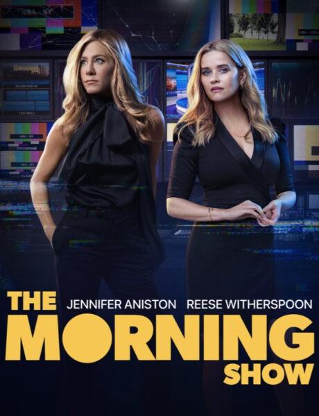 The Morning Show, il poster della serie. Credits: Apple TV+.