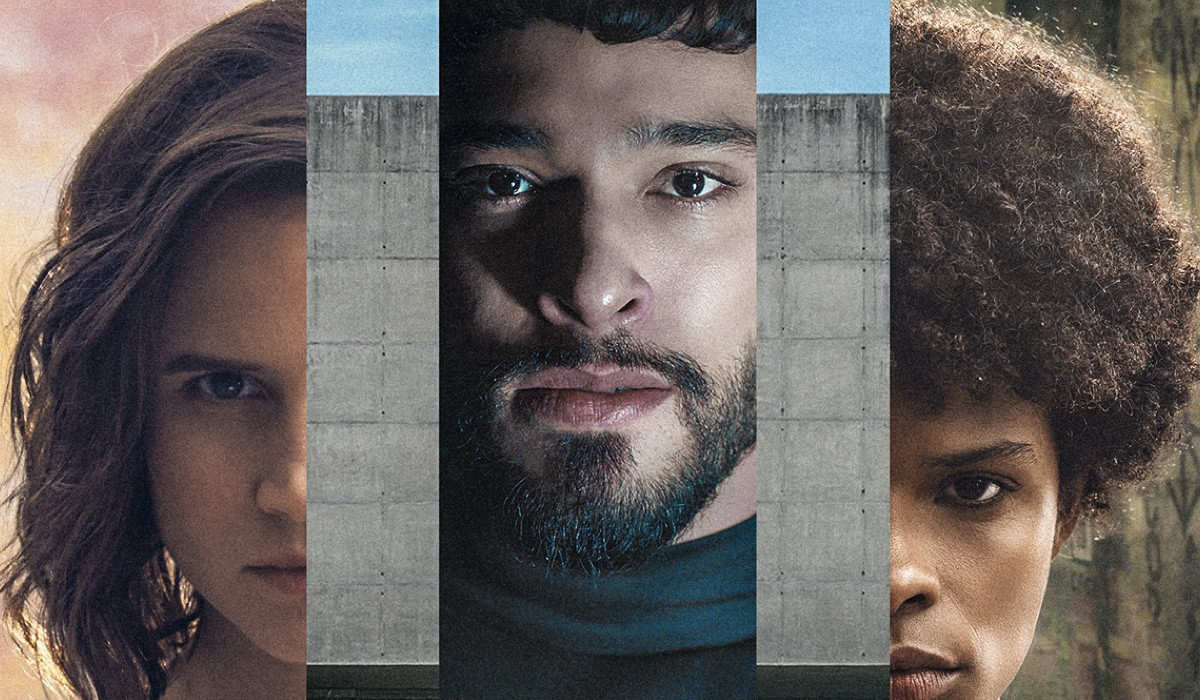 """Un particolare del poster di """"3%"""". Credits: Netflix."""