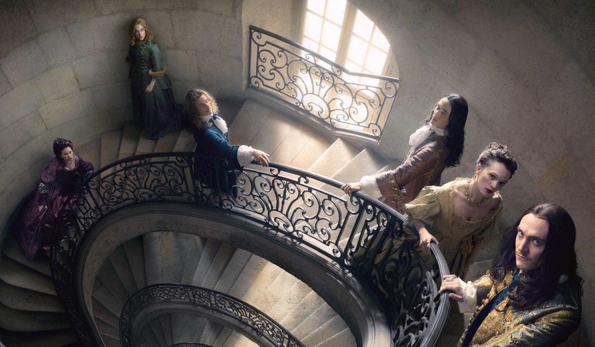 Una Scena Di Versailles Credits: La 7